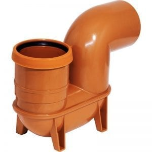 Underground Drainage Pipe and Fittings
