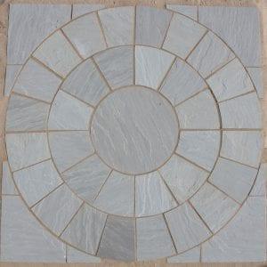 Sandstone Circle Kandla Grey