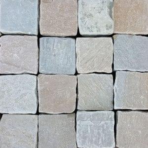 Sandstone setts Raj