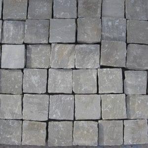 Sandstone setts kandla grey