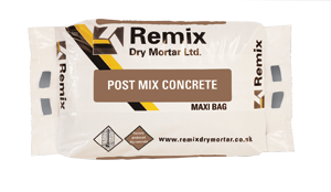 Remix Post Mix Concrete