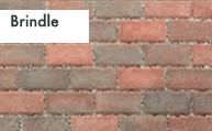 Stonemarket Marshalls 50mm Block Paving Brindle